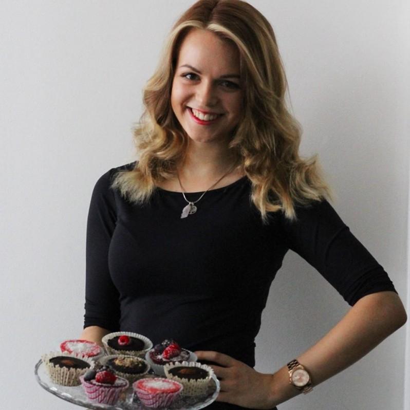 Dianka Samolejova - sladké ale zdravé podnikanie